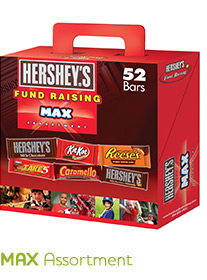 Chocolate Bar Fundraising Programs With American